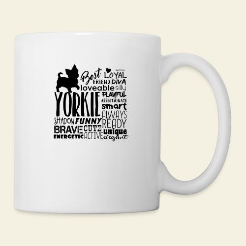 Yorkshire Terrier Words B - Muki