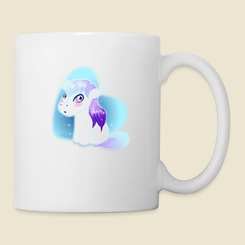 Licorne n°2 - Mug blanc