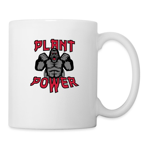Plant Power - Tasse