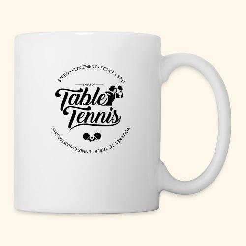 Key to Table tennis championship - Tasse
