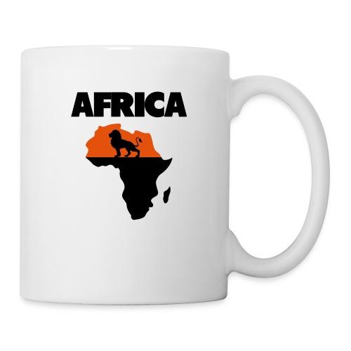 Africa - Mug blanc