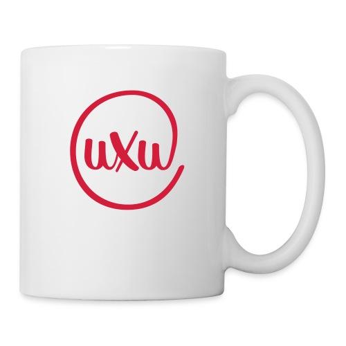 UXU logo round - Mug