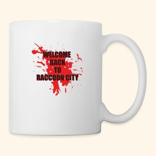 Welcome Back to Raccoon City TEXT 01 - Mug