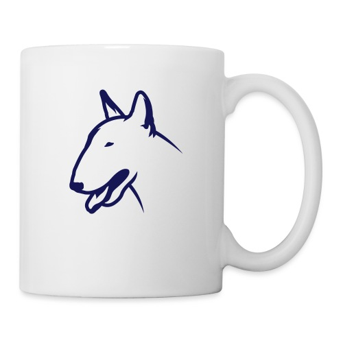 Bullterrier BULLY HEAD 1c_4light - Tasse