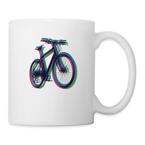 Bike Fahrrad bicycle Outdoor Fun Mountainbike - Mug