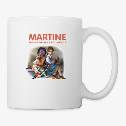 Martine-bat7 - Mug blanc