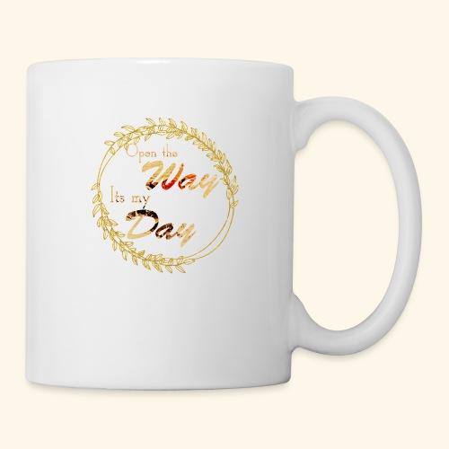 its my day weddingcontest - Mug
