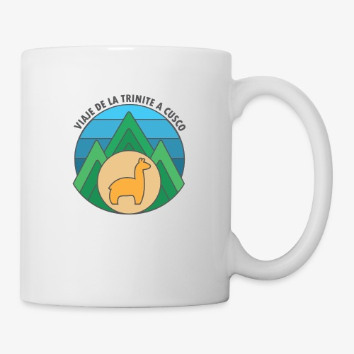 Viaje de la trinité - Mug blanc