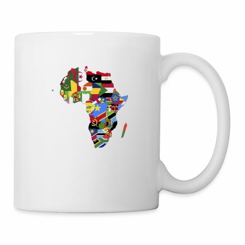 African unity - Mug blanc