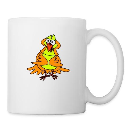 Vogel Nr 3 von dodocomics - Tasse