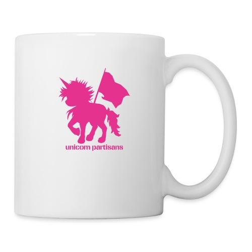 unicorn partisans - Mug