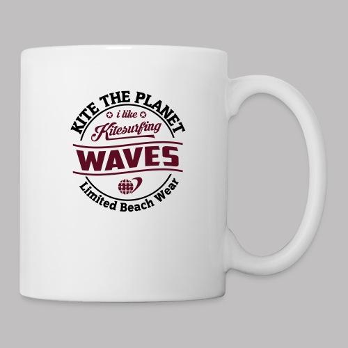 waves water ktp - Tasse