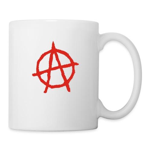 Anarchy Symbol - Mug