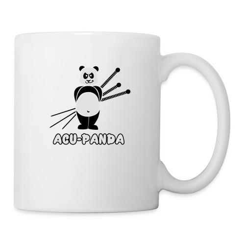 Acu-Panda - Mug blanc