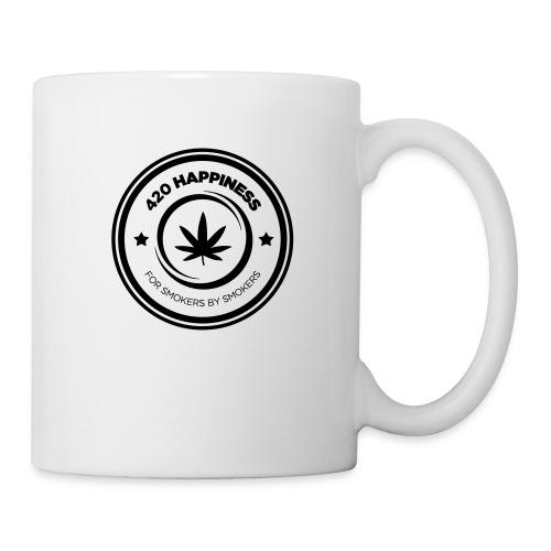 420_Happiness_logo - Kop/krus