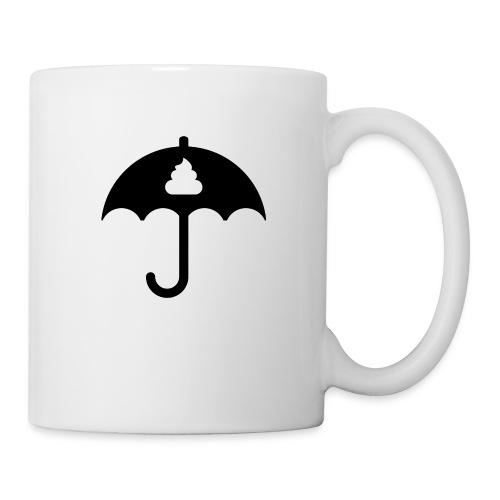 Shit icon Black png - Mug
