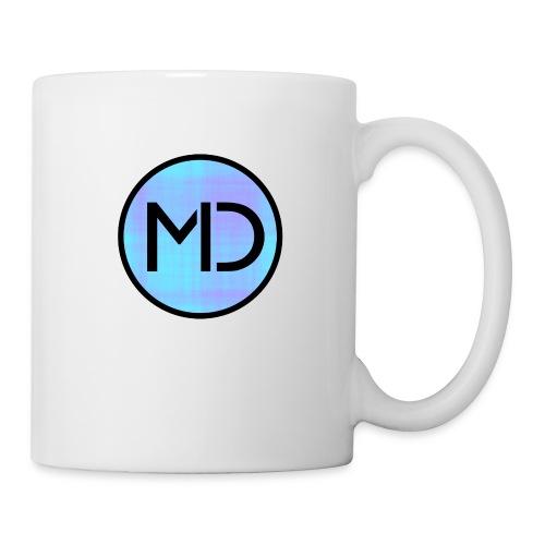 MD Blue Fibre Trans - Mug