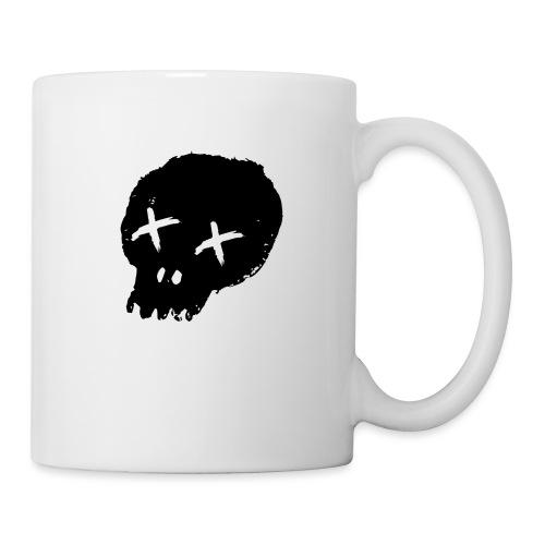 blackskulllogo png - Mug