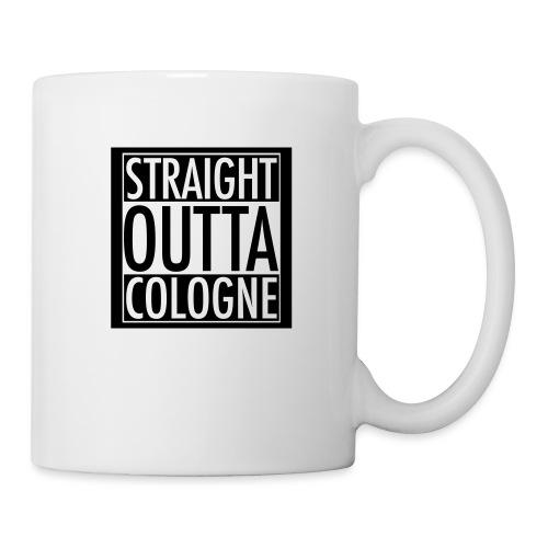 Straight Outta Cologne - Tasse