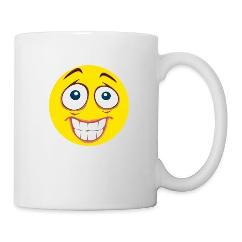 Gekke Smiley - Mannen - Mok