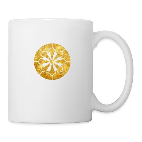 Sanja Matsuri Komagata mon gold - Mug