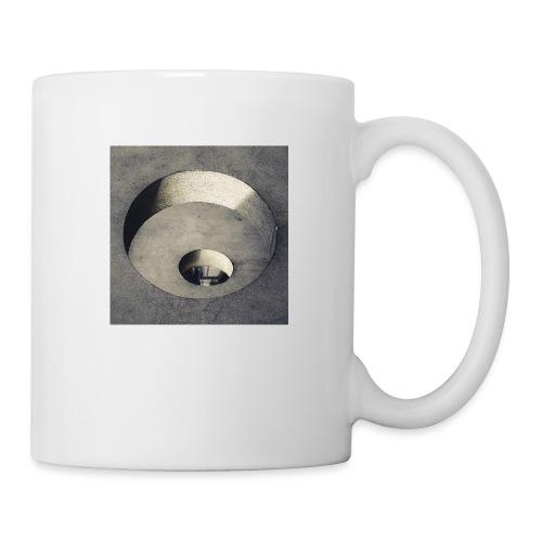 rings of holes - Tazza