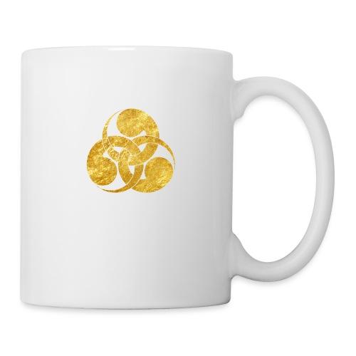 Tadpole Mon Japanese samurai clan - Mug