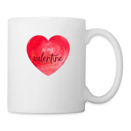 Cœur st.valentin - Mug blanc