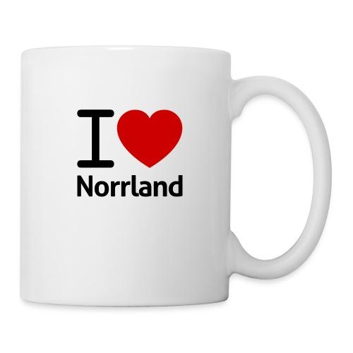 Jag Älskar Norrland (I Love Norrland) - Mugg