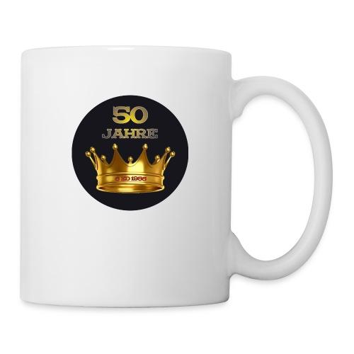 Logo Crown round - Tasse