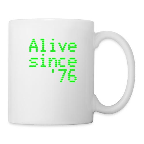 Alive since '76. 40th birthday shirt - Mug