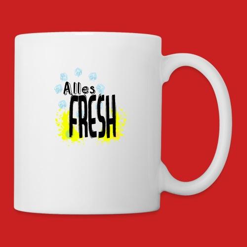 Alles Fresh / Frisch Sommer Eis - Tasse