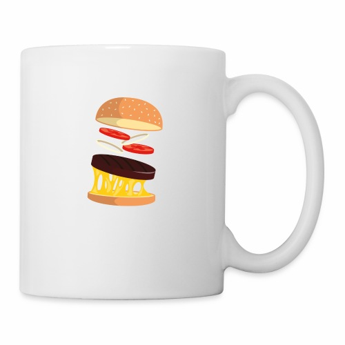 Hamburger Men - Mug