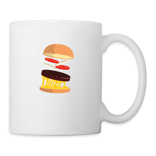 Hamburger Men - Mug