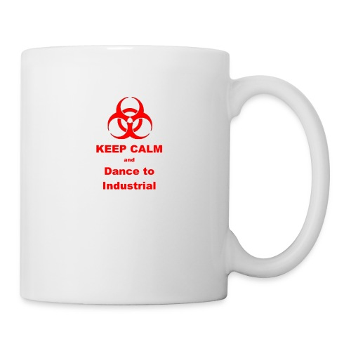 Keep Calm and Dance to Industrial - Mug