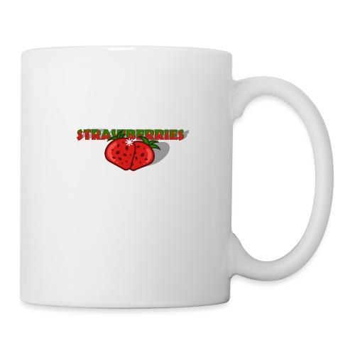 Strawberries - Mugg