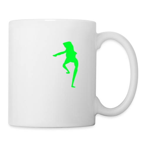 Dat boi shirt white writing - men - Mug