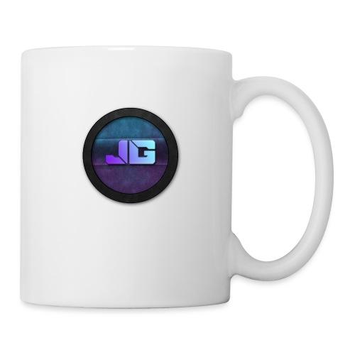 Pet met Logo - Mok