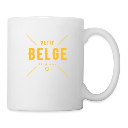 petit belge original - Mug blanc