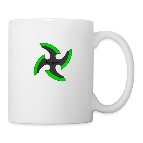 black-ronin-throwing-star-jpg_1 - Mug