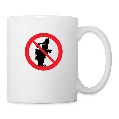 Jylland forbudt - Kop/krus