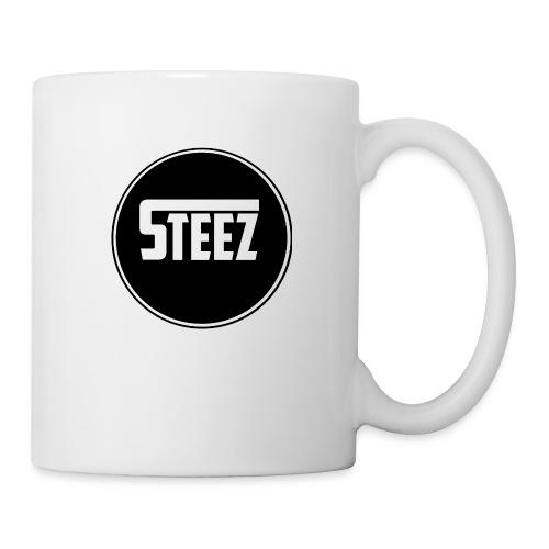 Steez logo white - Mok