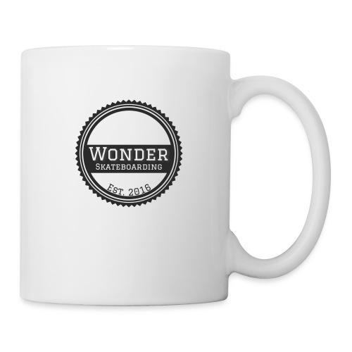 Wonder Longsleeve - round logo - Kop/krus