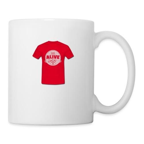 Herre-T-shirt - Kop/krus