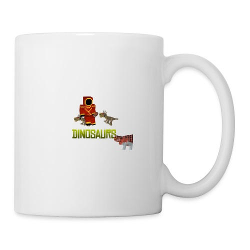 Minecraft Dinosaurs T-shirt - Mok