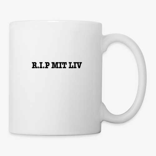 R.I.P MIT LIV T-S - Kop/krus