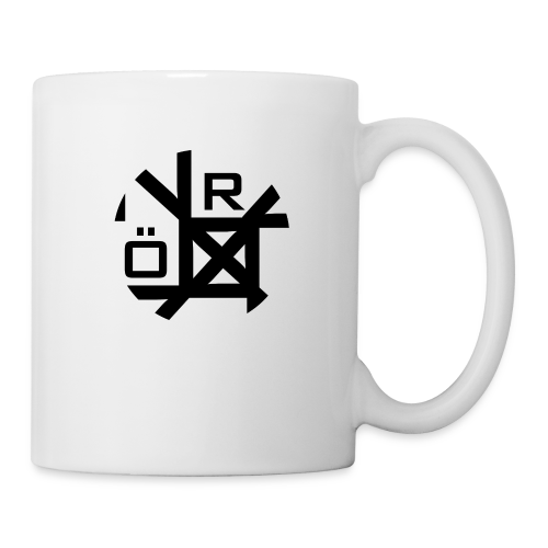 Nörthstat Group™ TecH | iCon - WHT.Knapsack - Mug