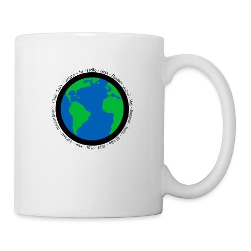 We are the world - Mug
