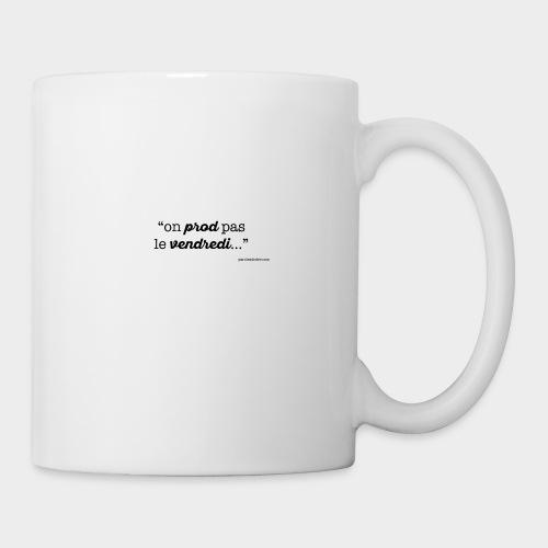 vendredi-VECT - Mug blanc