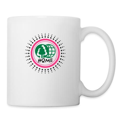 Planète home sweet home - Mug